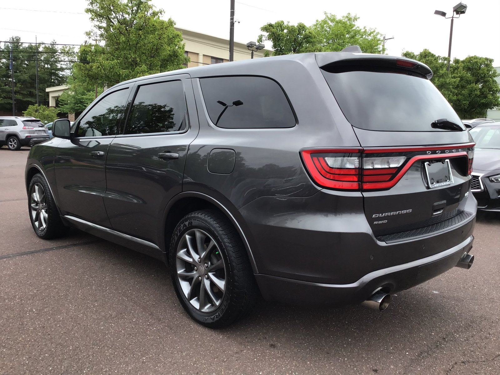 Pre-Owned 2014 Dodge Durango R/T