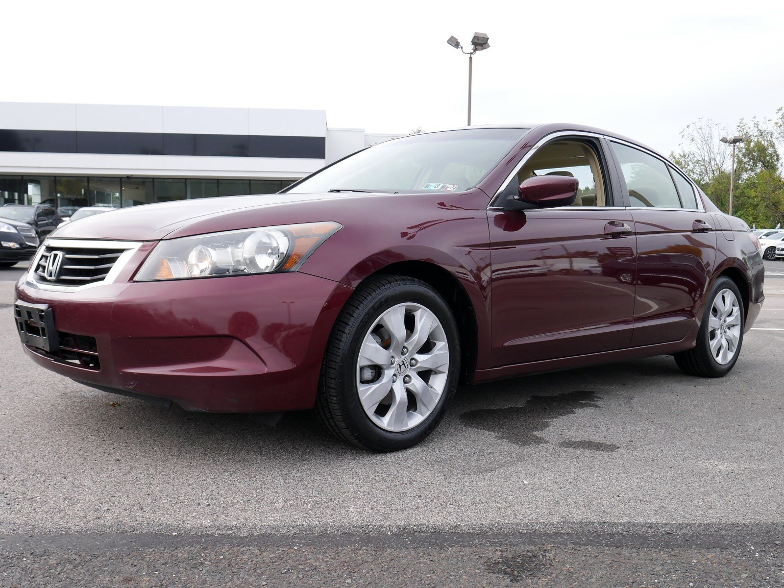 Pre-Owned 2009 Honda Accord Sdn EX
