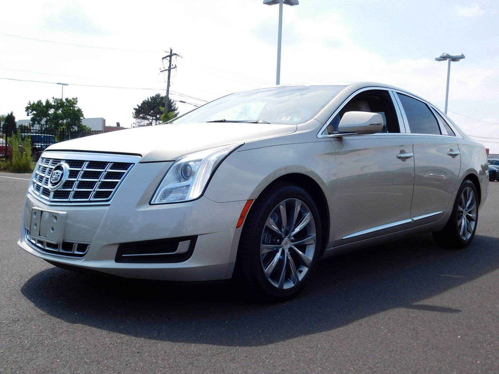 Pre-Owned 2014 Cadillac XTS