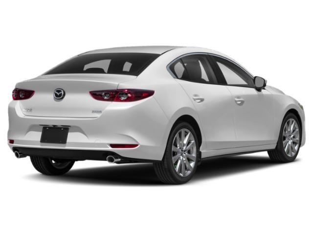 New 2019 Mazda3 4-Door w/Select Pkg