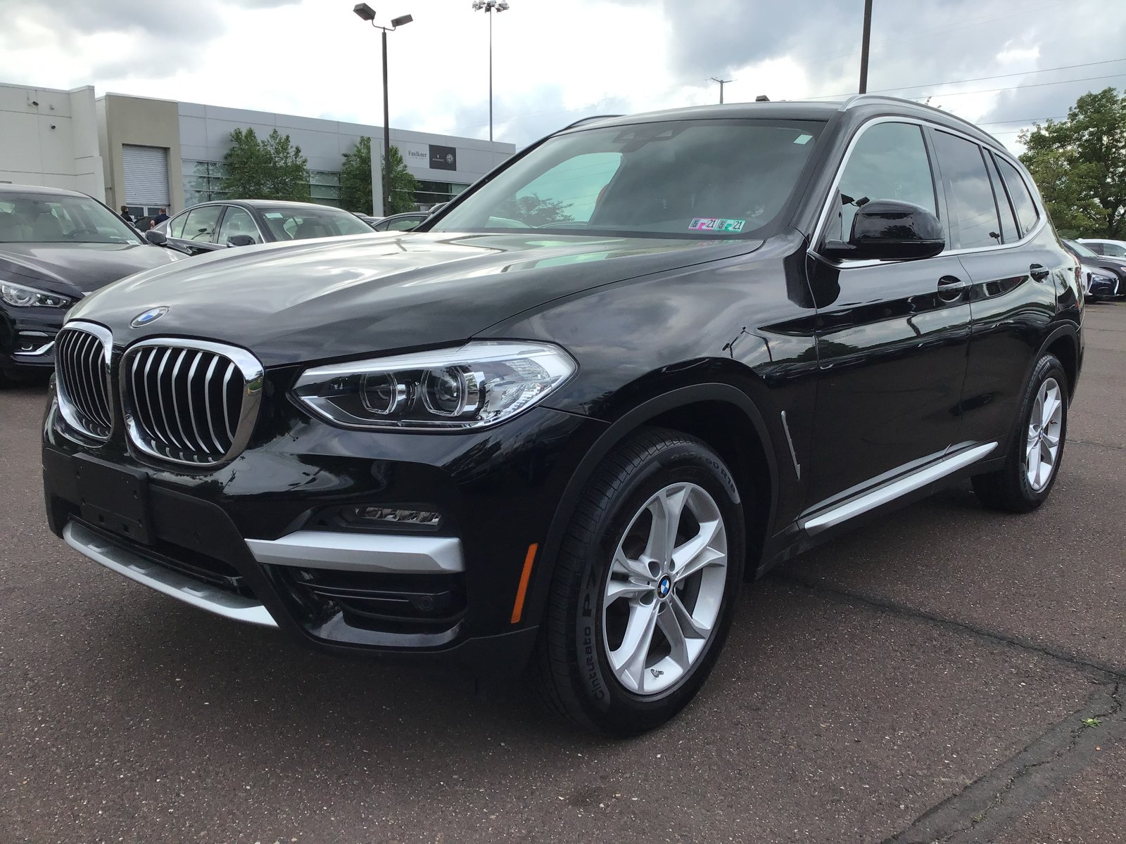 Pre-Owned 2020 BMW X3 xDrive30i