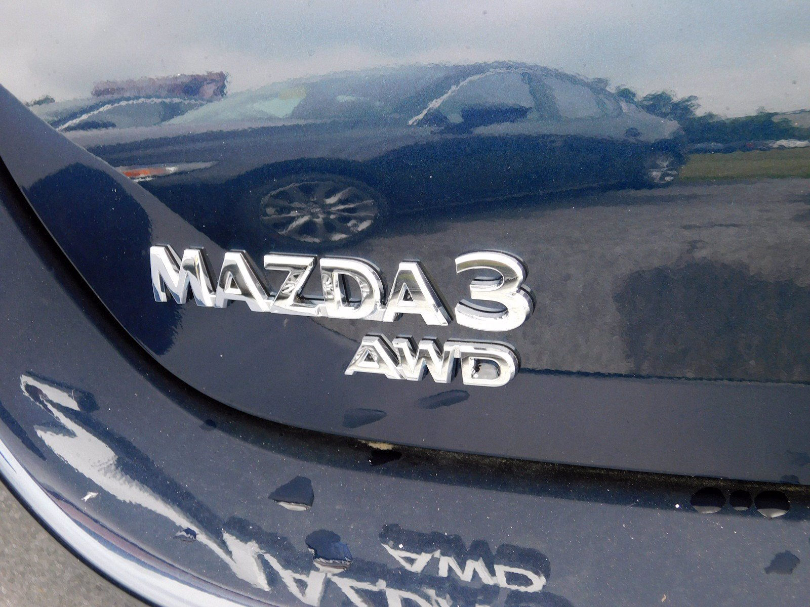 New 2020 Mazda3 4-Door Select Pkg