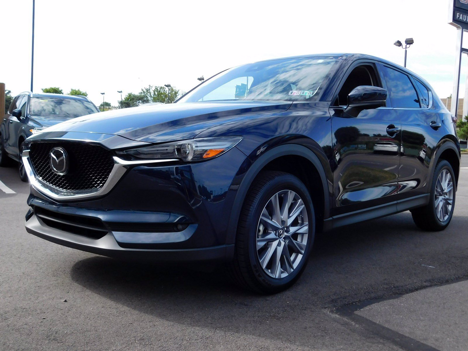 New 2020 Mazda CX-5 Grand Touring