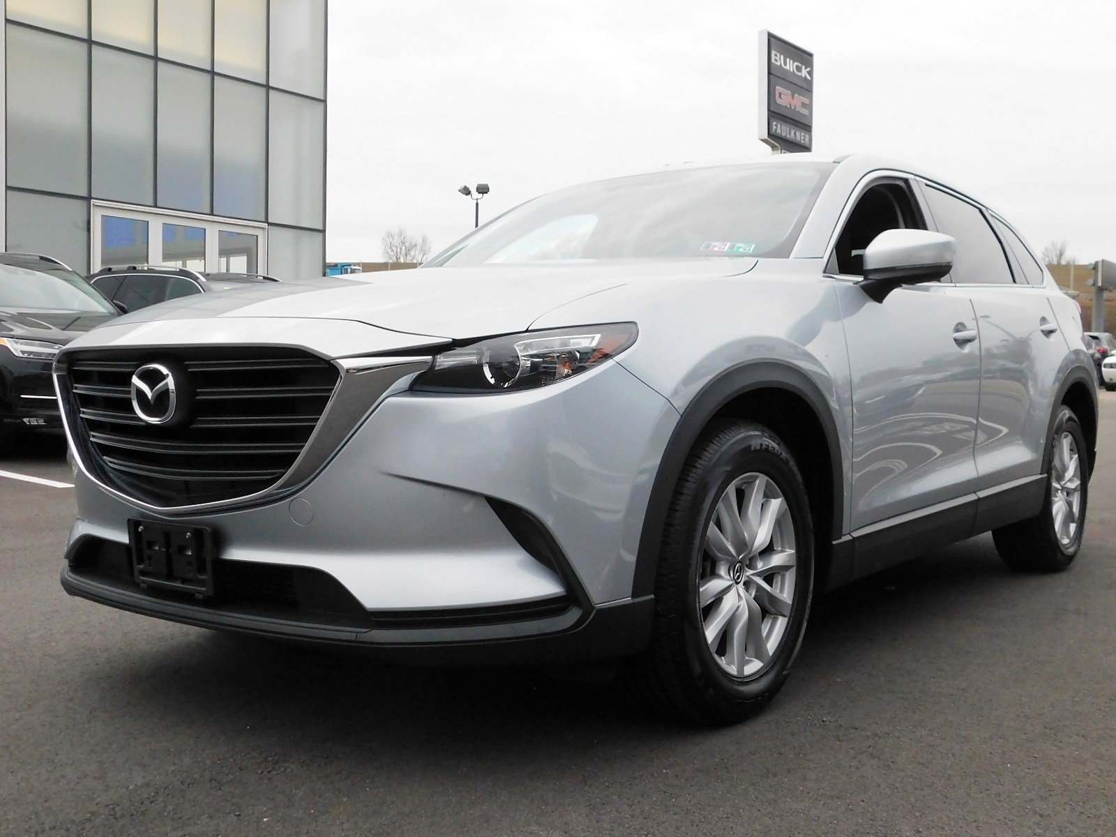 Certified Pre-Owned 2016 Mazda CX-9 Sport