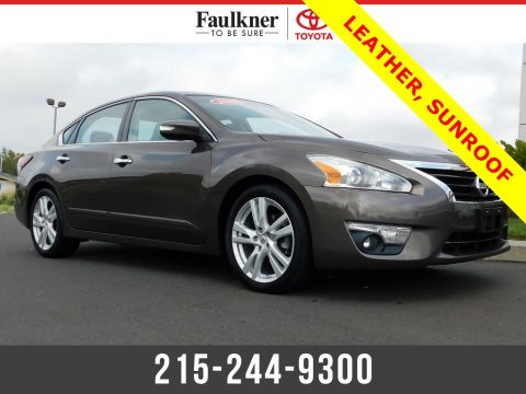Pre-Owned 2015 Nissan Altima 3.5 SL