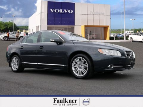 Pre-Owned 2009 Volvo S80 I6 Turbo